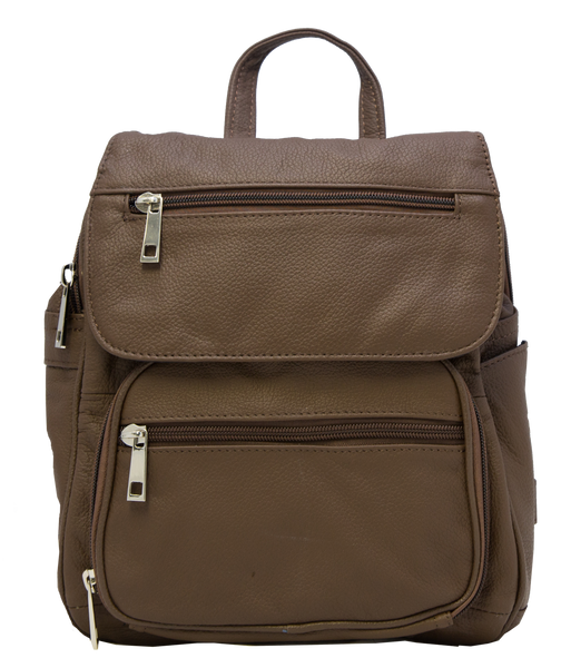 Concealment Backpack- Genuine Cowhide Leather-Limited Quantity