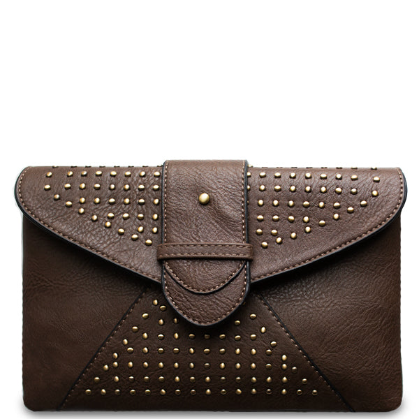 Gwen Studded Crossbody (Adams Colors)