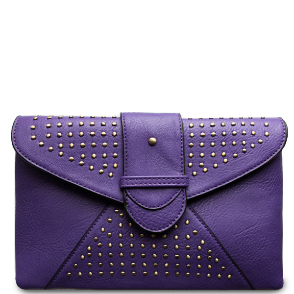 Gwen Studded Crossbody - Multiple Colors