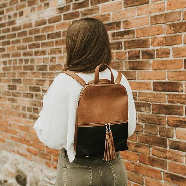 Scarlett Backpack (Multiple Colors)