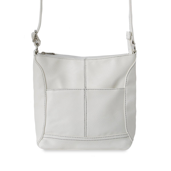 Lily Crossbody - White Only