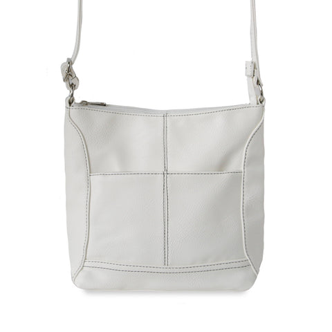 Lily Crossbody (White)