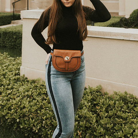 Brie Crossbody/Belt Bag - 4 Colors