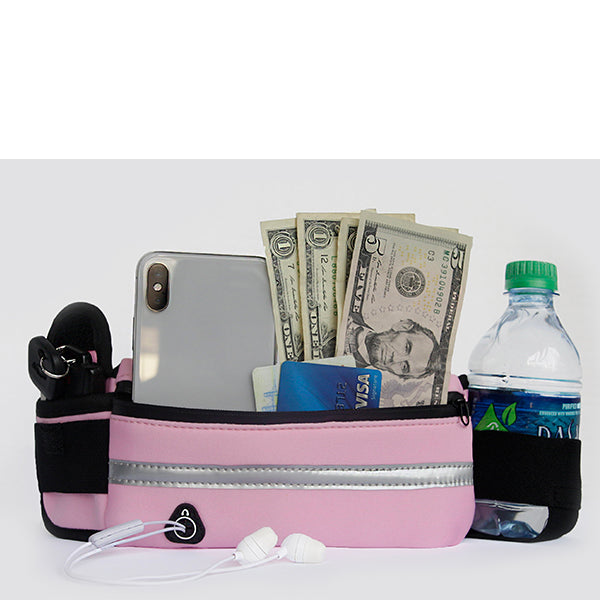 Athleisure Lightweight Belt Bag - Multiple Colors