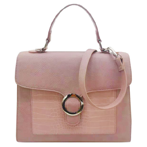 The Victoria Satchel (Multiple Colors)