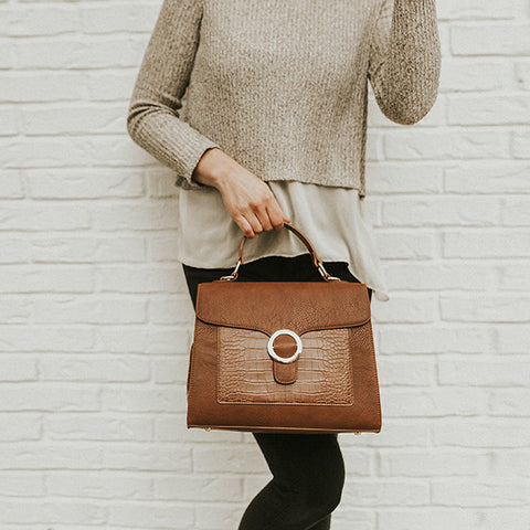 Victoria Satchel - Multiple Colors