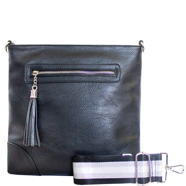Marion Crossbody (Multiple Colors)