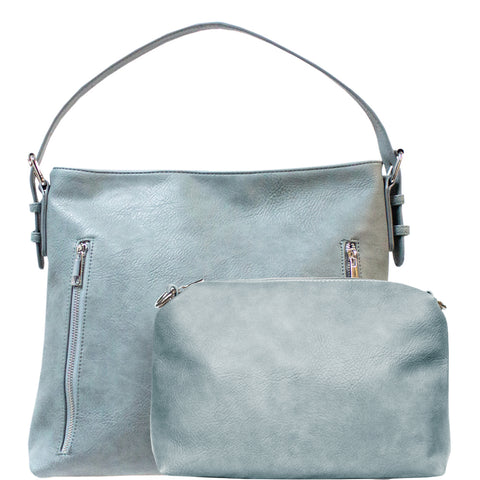 Jennifer 2-in-1 Satchel & Crossbody (Multiple Colors)