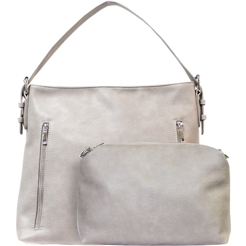 NEW! Jennifer 2-in-1 Satchel & Crossbody (Multiple Colors)