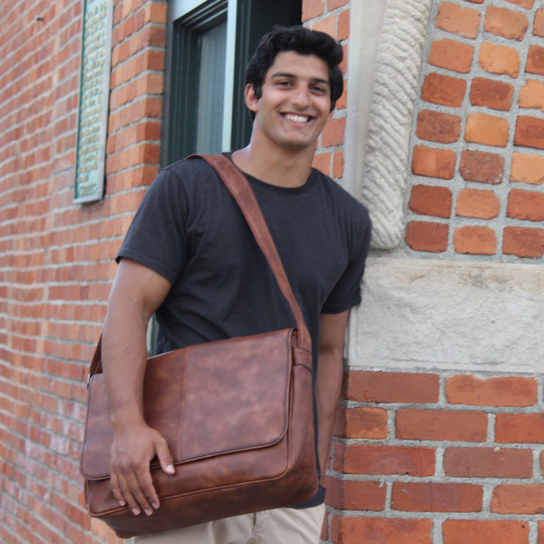 Messenger Bag - 2 Colors