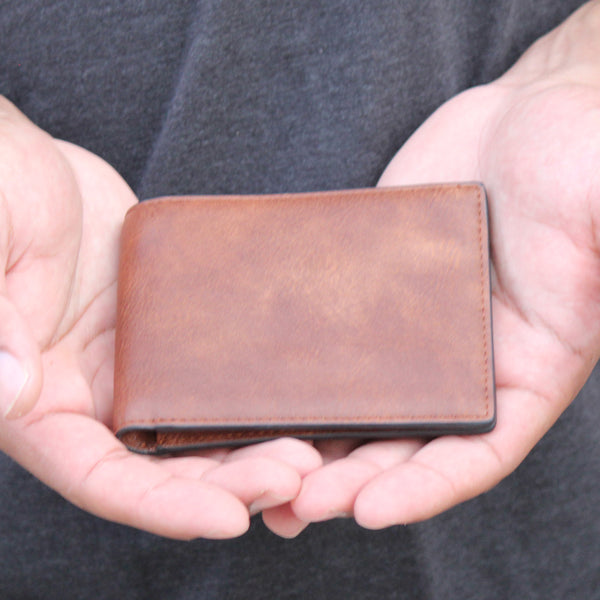 Bi-Fold Wallet (2 Colors)
