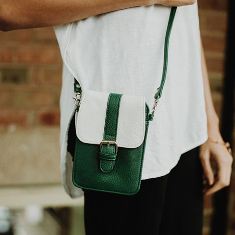 Team Colors Wristlet Crossbody  - LIMITED COLORS REMAINING!