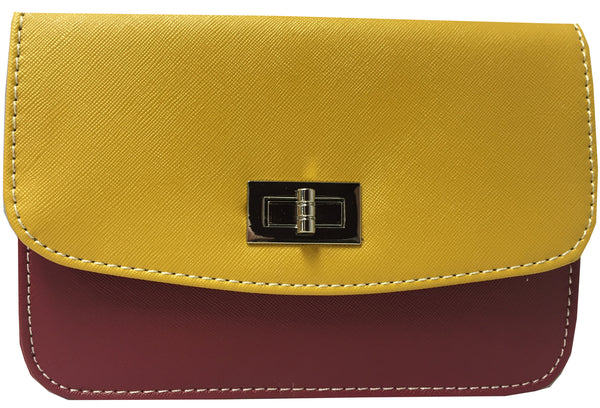 Medium Flap Crossbody/Clutch - 21 Team Color Options