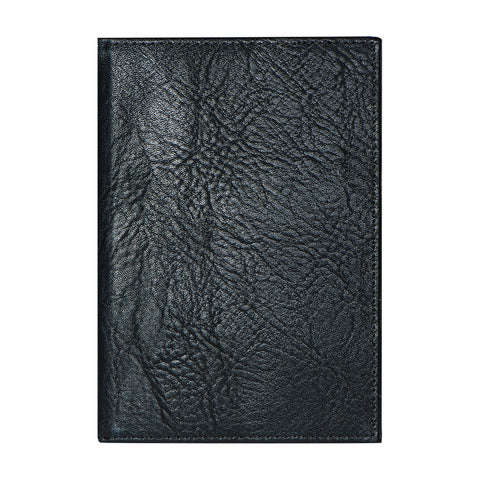 Passport Cover - Black