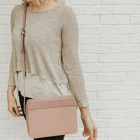 Hayley Crossbody - Multiple Colors