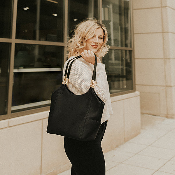 Laura Tote | $20 Totes (Navy Only)