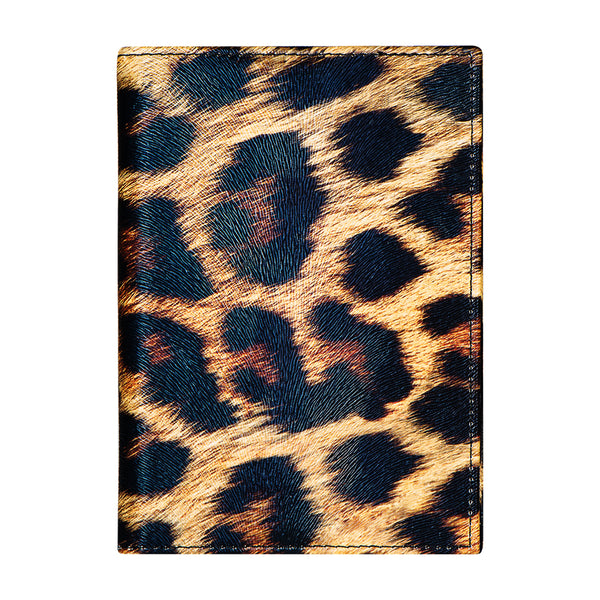 Passport Cover - Leopard