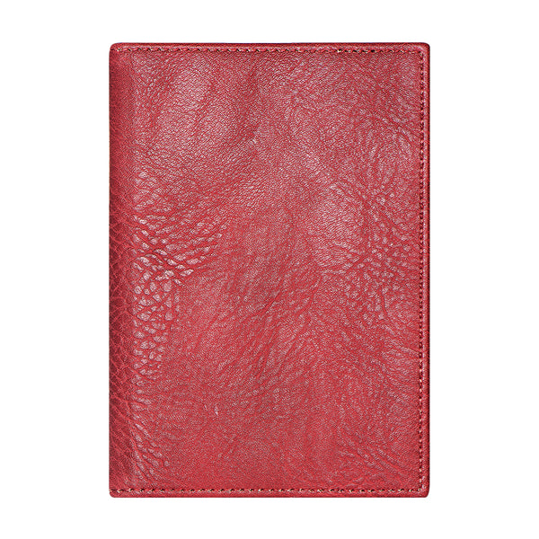 Passport Cover - Red