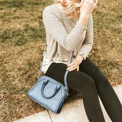 Simone Satchel (Multiple Colors)