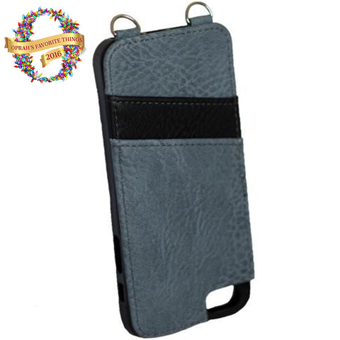 iPhone 6+/7+/8+  Cell Sleeve - Blue