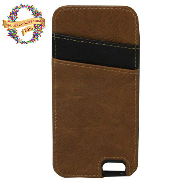 iPhone 6/7/8 Cell Sleeve - Brown