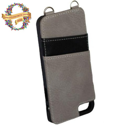 iPhone 6+/7+/8+ Cell Sleeve - Gray