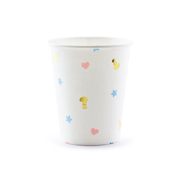 Gender Reveal Baby Cups