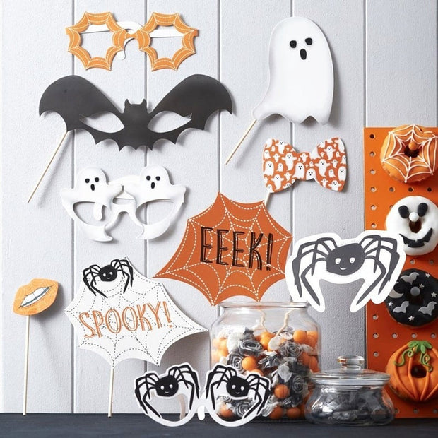 Halloween Photo Props - HoorayDays