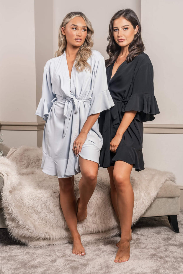 Personalised Ruffle Robes - HoorayDays