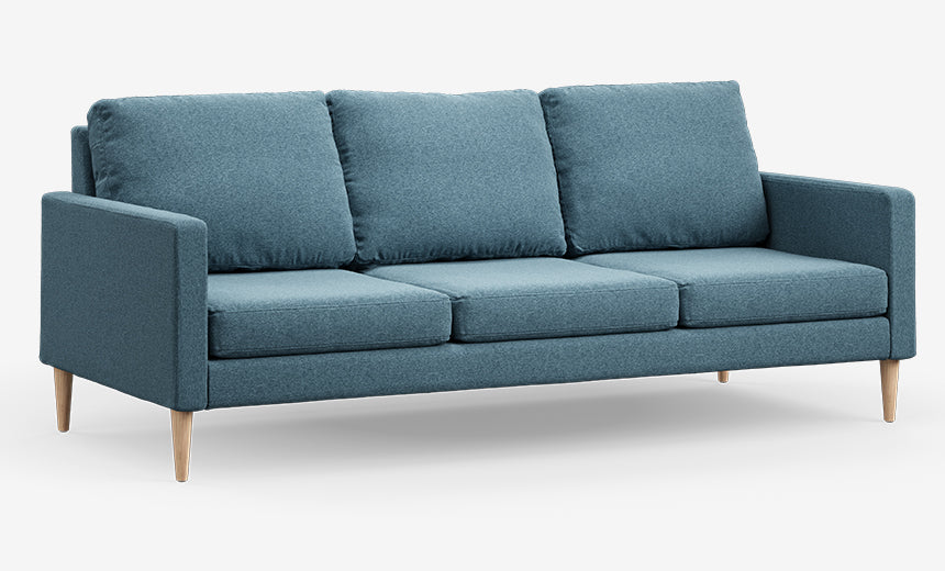 The Modern Sofa By Campaign Lifetime Warranty Free