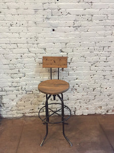 The Derby Stool - Hammered in Time
