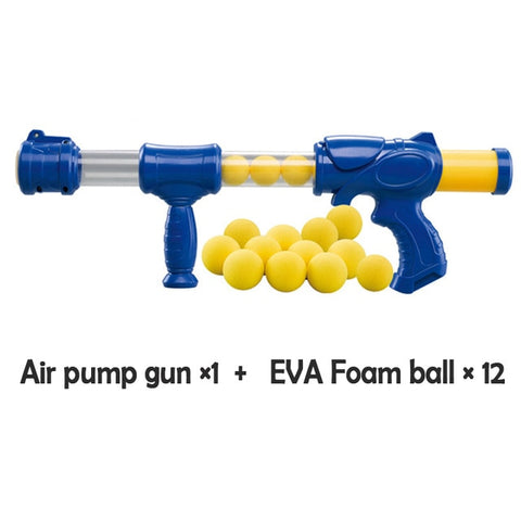 Soft Foam Ball Shooting Game For Children