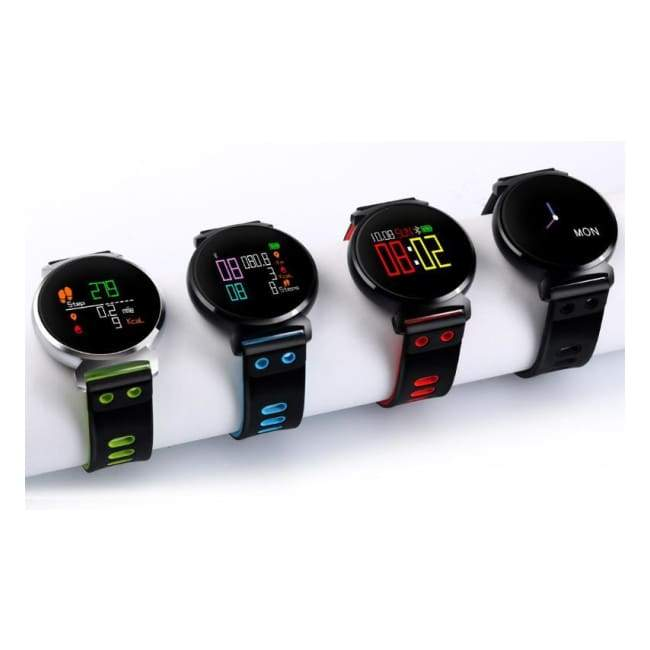 K2 Smart / Fitness Watch Track your Active Lifestyle!