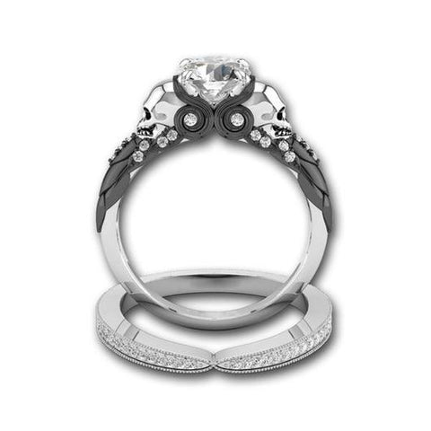 Magnificent Diamond Style Ring