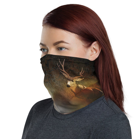 Image of Mule Deer Neck Gaiter