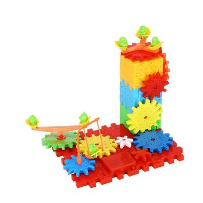 Image of Dynamic Gears - Building Blocks Educational Toys