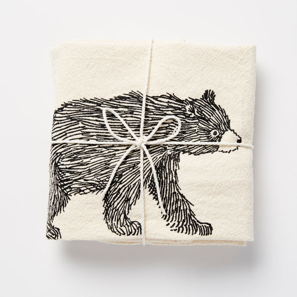 Bear Towel