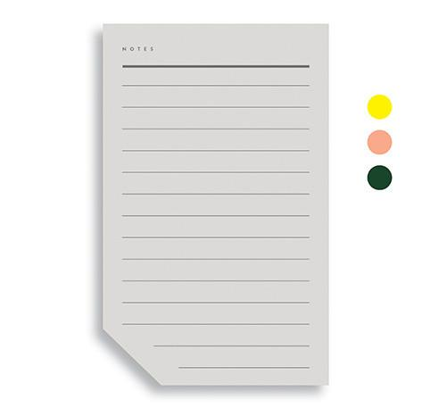 Color Block Pad: Large A