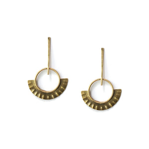 Zenu Earrings