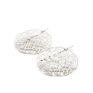 Leaf Pond Earrings