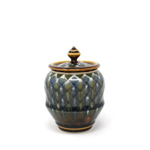 Patterned Jar