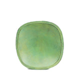 Large Square Dish Teal