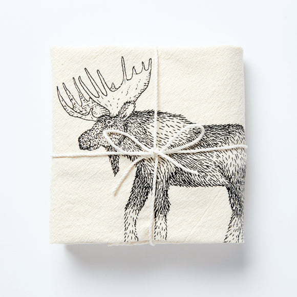 Moose Towel