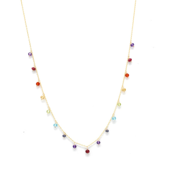 Multi Colored Necklace