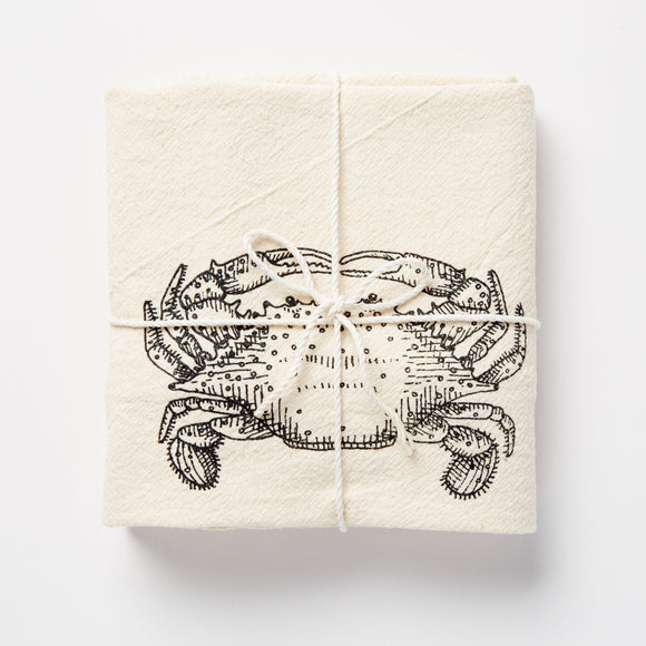 Crab Towel