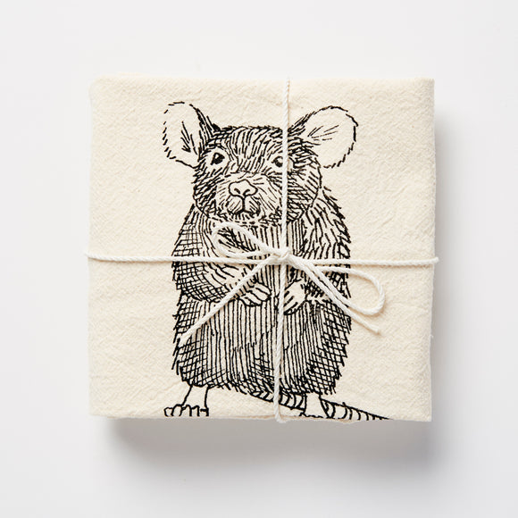 Mouse Towel