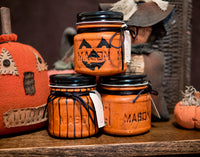 Spoooooky Candles