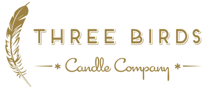 Three Birds Candles