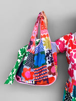 Doops Patchwork Bag (comes with pouch)