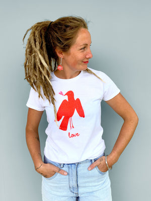 Kooki Love 100% cotton T'shirt
